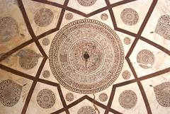 Geometric Patterns (VinayakH) Tags: india lake architecture tank delhi graves tombs hauzkhas delhisultanate khilji