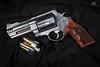 "S&W .500 Magnum - 4"" (10 Gauge) Tags: hand cannon pistols magnum firearms handguns deserteagle smithwesson"