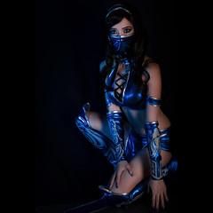 Kitana cosplay by Hekady (funidelia) Tags: cosplay mortal kombat kitana cosplaygirl