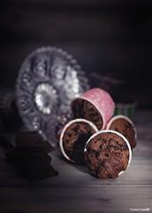 Muffin al cioccolato di California Bakery (lanaebiscotti) Tags: california stilllife food cake dessert photography sweet chocolate delicious foodporn bakery muffin cioccolato