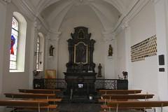 chapelle du Scex (bulbocode909) Tags: suisse valais stmaurice bancs chapelles autels chapelleduscex
