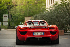 Stairway to heaven (David Clemente Photography) Tags: porsche 918 porsche918spyder 918spyder porsche918 porsche918hybrid 918hybrid