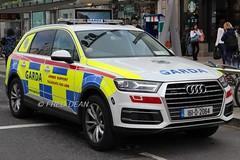 Garda Audi Q7 (161D2064). (Fred Dean Jnr) Tags: audi q7 gardasiochana stpatrickstreetcork armedsupportunit april2016 161d2064