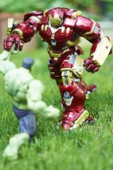 Bandai Hulk Buster (MK44) (Alfred Life) Tags: toy hulk  hulkbuster