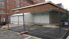 Fence Installation (Gamma Man) Tags: sahara cat fence virginia demolition va fencing vcu richmondva richmondvirginia heavymachinery rva virginiacommonwealthuniversity sbcox sbcoxrva sbcoxrichmondva sbcoxdemolition