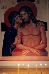 Holy week (Natalie Markiewicz) Tags: ontario icon oakville iconography stjosephsukrainiancatholicchurch