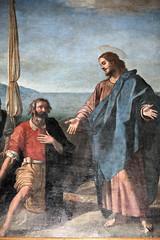 Vocazione di San Pietro dellEmpoli, 1606 (Matteo Bimonte) Tags: art arte tuscany cristo toscana sanpietro impruneta empoli vocazione jacopochimenti lempoli vocazionedisanpietro