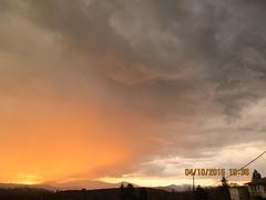 IMG_0538 (StormJunkie2015) Tags: sunset sky storm weather clouds oregon spring skies thunderstorm lightning thunder klamathfalls