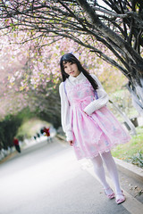 FOX21489-Edit (FoxSchumacher) Tags: china portrait people girl canon lolita kunming ef50mmf14usm 1dmarkiv
