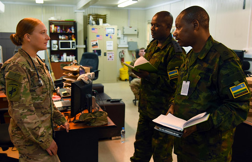 U.S., Rwanda complete phase two effort to enhance RDF's peacekeeping operations