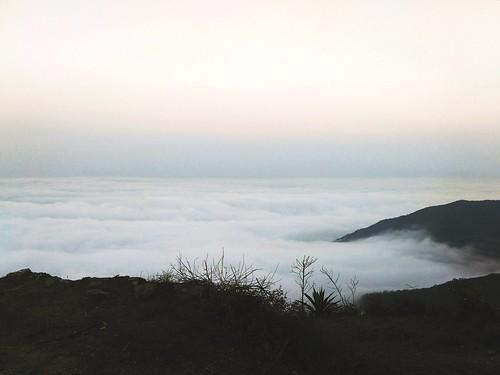 Alfombra de Nubes
