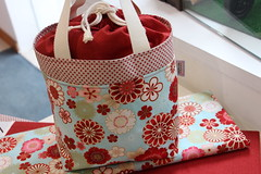 IMG_5766 (Ediao Lda) Tags: bag beads handmade fabric tote tecido
