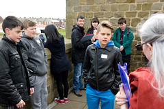 Time Craft: Arbeia Roman Fort (FutureEverything) Tags: uk museum roman fort south future april 23 everything job arbeia shields 2016 992 minecraft