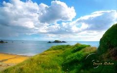 The Copper coast. County Waterford. (Edward Dullard Photography. Kilkenny, Ireland.) Tags: ireland sea sky seascape nature clouds landscape marine waterford munster coppercoast kilkennyphotographers edwarddullardphotographykilkennycityireland kilkennyonlinecameraclub