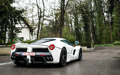 LaF. (Alex Penfold) Tags: white cars alex car germany super ferrari autos supercar supercars penfold 2016 laferrari