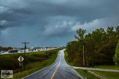 Missouri Storm Chasing at Faucett, MO (Nanner Hogger) Tags: cloud storm rain weather tornado meteorology stormchasing tornadic tornadowarning stormchaser severethunderstorm tornadoalley severethunderstormwarning tornadochasing stormspotter stormspotting