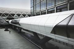 Brave New World (sisyphus007) Tags: city london geometric canon canarywharf modernarchitecture futuristic canadawater londonarchitecture modernbuildings sisyphus007 michaelkiedyszko adamsplaza