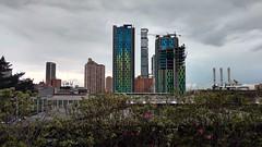 Skyline Bogotano (Yesid Reyes) Tags: bogot skyline beautiful city colombia colorful color modern mobile urban architecture building edificio magic freedom air silueta contraste
