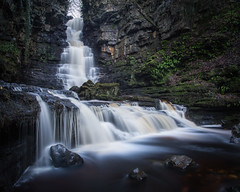 Mill Gill Force (Justin Cameron) Tags: longexposure motion mill canon is waterfall long exposure force little beck yorkshire iii filter le lee nd l 5d usm gill cascade ef f4 mk dales density stopper yorkshiredales paddock askrigg wensleydale neutral ndfilter 24105mm neutraldensity canonef24105mmf4lisusm millgillforce canon5dmkiii leelittlestopper paddockbeck