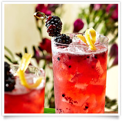 blackberry bramble (janetfo747 ~ Dreaming of Africa) Tags: food cold yummy yum tasty delicious cocktail blueberry eat drinks tommybahamarestaurant