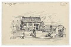 Loxton E394 (Bristol Libraries) Tags: road uk bristol hall gloucester gospel horfield