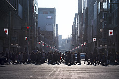 LAST DAY OF HOLIDAY (ajpscs) Tags: street winter people japan japanese tokyo ginza nikon streetphotography d750 日本 nippon 東京 銀座 冬 backtowork fuyu seasonchange ニコン ajpscs lastdayofholiday ふゆ newyear2016