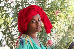 Semara. Afar. Ethiopia (courregesg) Tags: travel portrait people woman girl beauty muslim traditional culture tribal ethiopia tribe ethnic civilisation gens samara ethnology afar ethnographie
