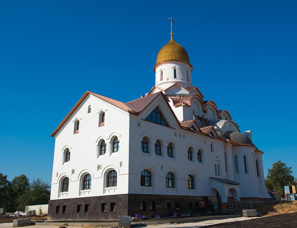 фото: Alexander Nevsky Temple