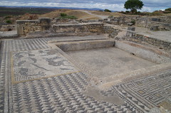 imgp3919 (Mr. Pi) Tags: pool mosaic ruin hills morocco volubilis archaeologicalsite