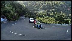 Hairpin bends at Loam's Point (Indianature st2i) Tags: road india december tea tamilnadu westernghats teaestate 2016 mountainroad 2015 valparai hairpinbends indianature ghatroad anamalais indiragandhiwildlifesanctuary anamallais anamalaitigerreserve