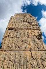 Perspolis (Sergio Formoso) Tags: city ruins iran ciudad persia ruinas persepolis reliefs irn perspolis relieves palaceof100columns aquemnida acheamenidempire