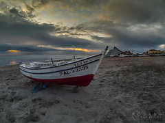 Amanecer en La Atunara (Rosano) Tags: f8 playas marinas rosano pnestrecho lalneadelaconcepcin laatunara e620 samyang8mm