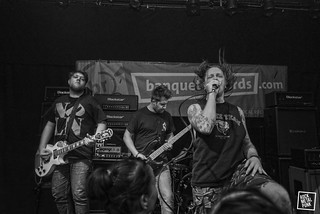 June 1st, 2014 // Demoraliser @ Banquet Records, Kingston, UK // Shots by Jennifer McCord