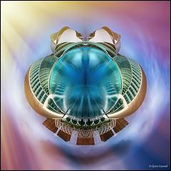 (2210) Little Planet - La Ciutat de les Arts (QuimG) Tags: creativity golden retouch retoque retoc littleplanet specialtouch quimg laciutatdelesartsilescincies quimgranell joaquimgranell afcastell obresdart