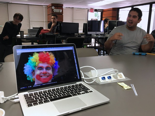 Pechaflickring Clowns