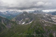 Peaks West of Anex Lake II (Scott_Nelson) Tags: ice alaska us unitedstates glacier juneau glaciers takuglacier