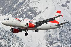 OE-LDE (toptag) Tags: inn airbus lowi innsbruck austrian oelde airbusa319112