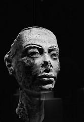 Nofretete (whistlah50) Tags: new blackandwhite bw berlin beauty museum panasonic egyptian mystic nofretete fz1000 dmcfz1000