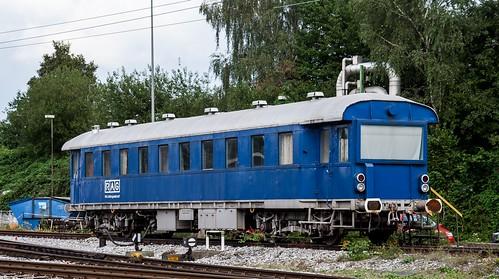 16.08.2006 Gladbeck. RAG Bahn+Hafen. RAG Denk Mal