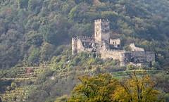 Fortress of Hinterhaus (nfin10) Tags: castle austria ruins valley lower spitz wachau canonpowershot g16 hinterhaus