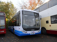 816 SHW (jeff.day48) Tags: bristol tempo abus expressyourself optare 816shw abusyard october2015bvbgopenday