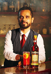 embajador de marca Campari Colombia (Francisco Javier Gmez | Fotgrafo) Tags: portrait retrato spirits cocktail cocktails bartender mixology aperitivo campari cocteles fotografiapublicitaria cocteleria