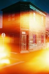 On the Corner (ejectbmx) Tags: urban film xa2 pointandshoot olympusxa2