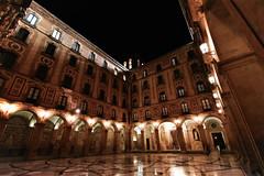 Nit a Montserrat 3 (Xevi V) Tags: night catalonia monastery montserrat catalunya nit monestir monestirdemontserrat isiplou nitamontserrat