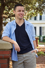 Classic (EvanWells92) Tags: hot men classic smile fashion portraits photography orlando florida handsome guys frat prep