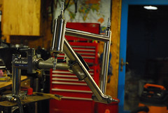 Mock-up Triangle No. 4 (44 Bikes) Tags: titanium 44bikes