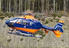 G-GLAA PDG Helicopters / General Lighthouse Authorities EC135T2+ @ Castle Air Charters Ltd, Liskeard, Cornwall. (Cornish Aviation) Tags: lighthouse house castle cornwall general air helicopter trinity helicopters ltd eurocopter heliport ec135 authorities charters pdg liskeard trebrown ec135t2 eiils horningtops gglaa