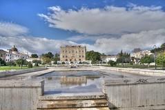 giardino e castello della zisa (eliobuscemi) Tags: palermo castello giardino zisa