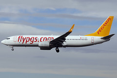 Pegasus B737-82R TC-CPF BCN 09/01/2016 (jordi757) Tags: barcelona nikon pegasus airplanes bcn boeing 737 avions b737 d300 elprat boeing737 b737800 lebl tccpf