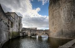 Aigues Mortes (Rémi Avignon) Tags: chateau gard mortes aigues